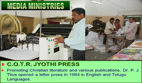 COTR Publications