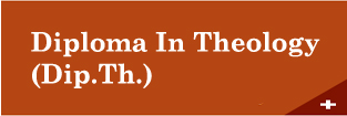 Dip.Th. - Diploma in Theology Program
