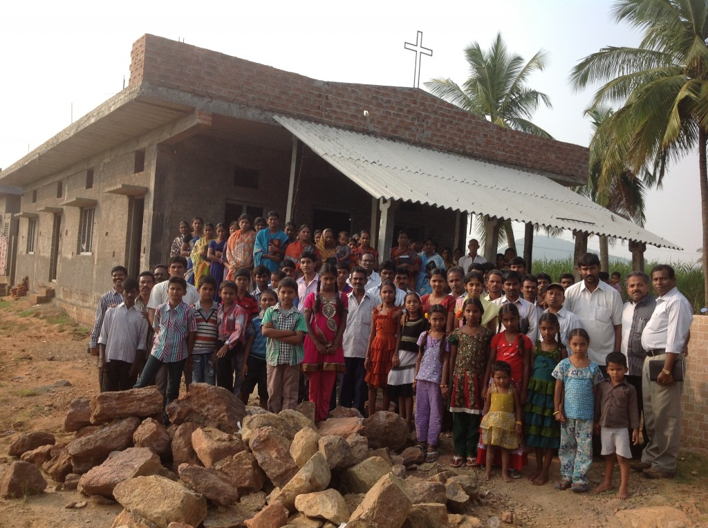 Church planting in India