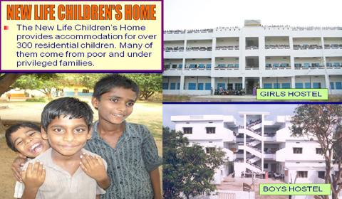 New Life Children's Home