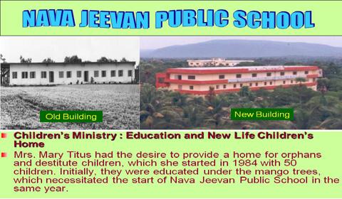 Nava Jeevan Public Schoo ( NJPS )