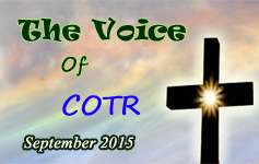 COTR Voice September Issue