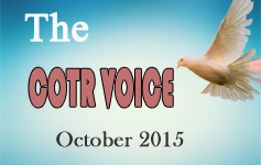 COTR Voice October Issue