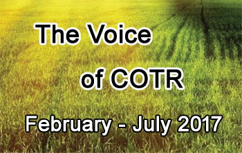 COTR Voice February - July Issue 2017