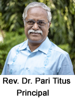 Faculty Team   COTR Theological Seminary - Bible Colleges In India